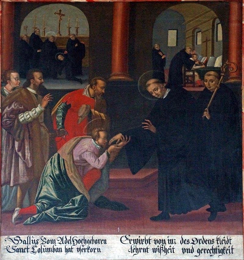 Galluszyklus Adelwil 1