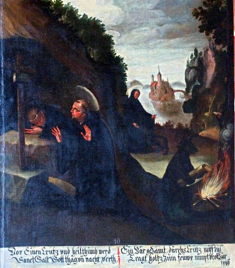 Galluszyklus Adelwil 10