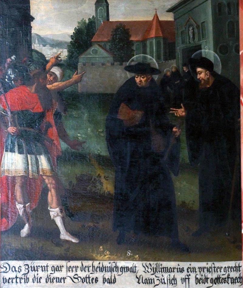 Galluszyklus Adelwil 8