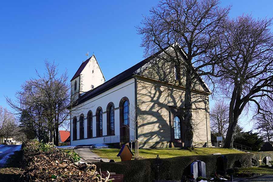 Pfarrkirche Sankt Otmar Hochmössingen