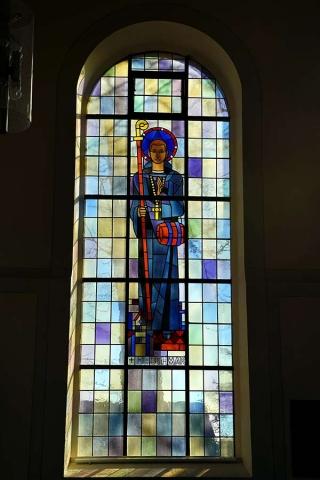 Pfarrkirche Sankt Otmar Hochmössingen - Fenster