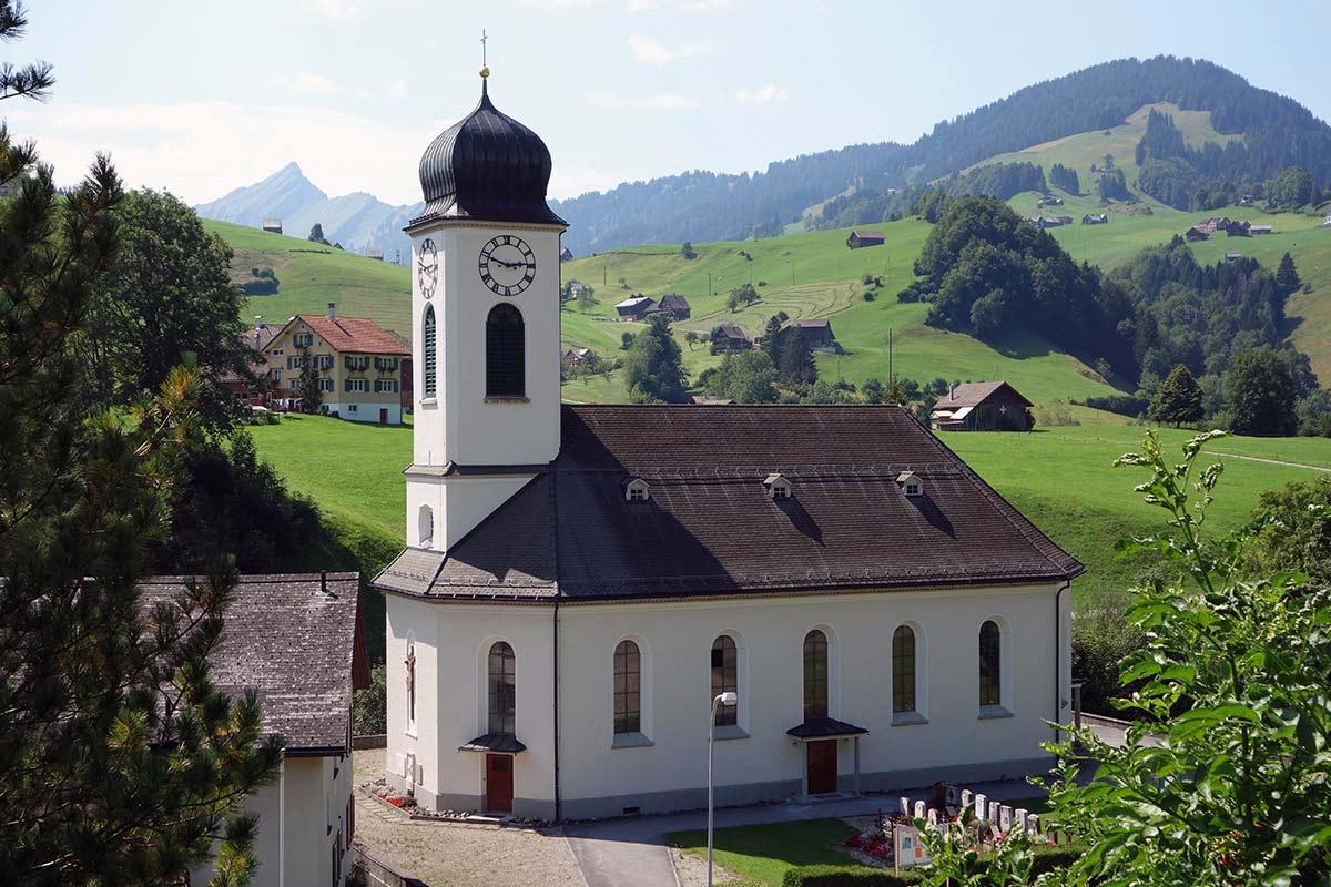 Stein Kirche