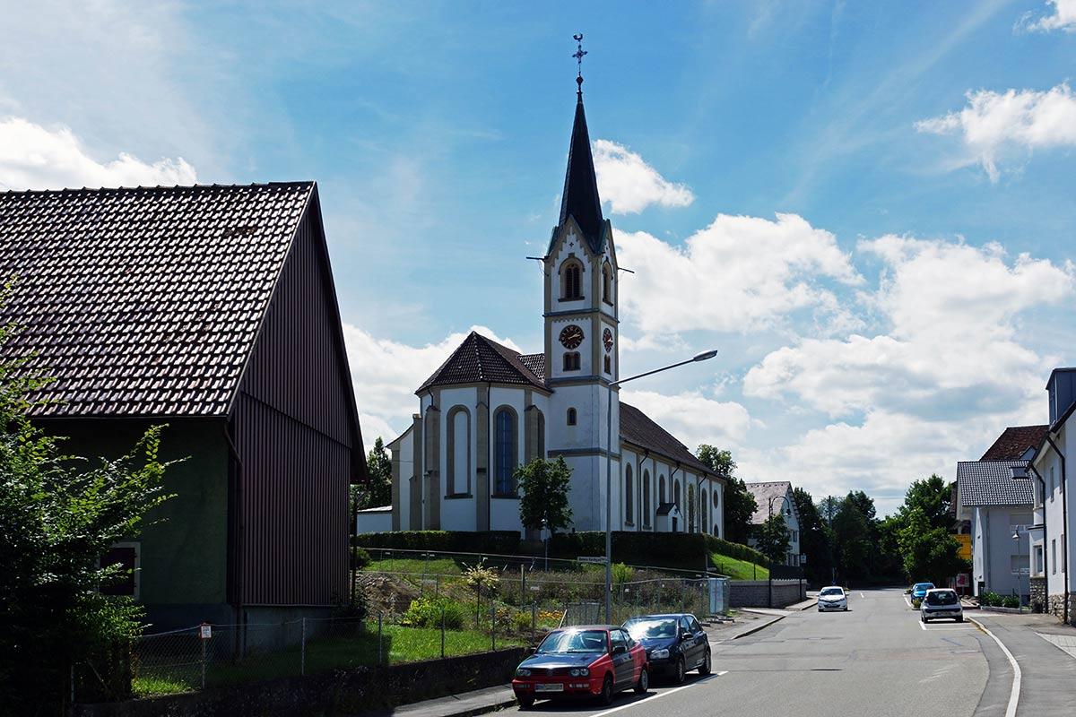 Kirche villingendorf katholische katholische St.