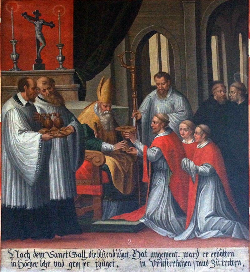 Galluszyklus Adelwil 2