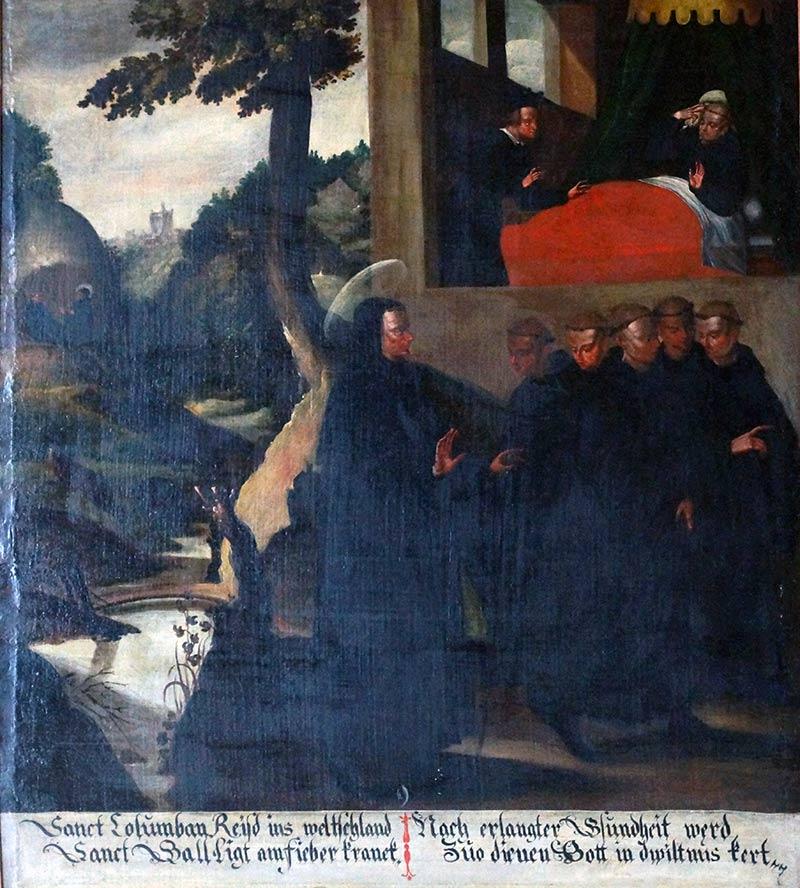 Galluszyklus Adelwil 9