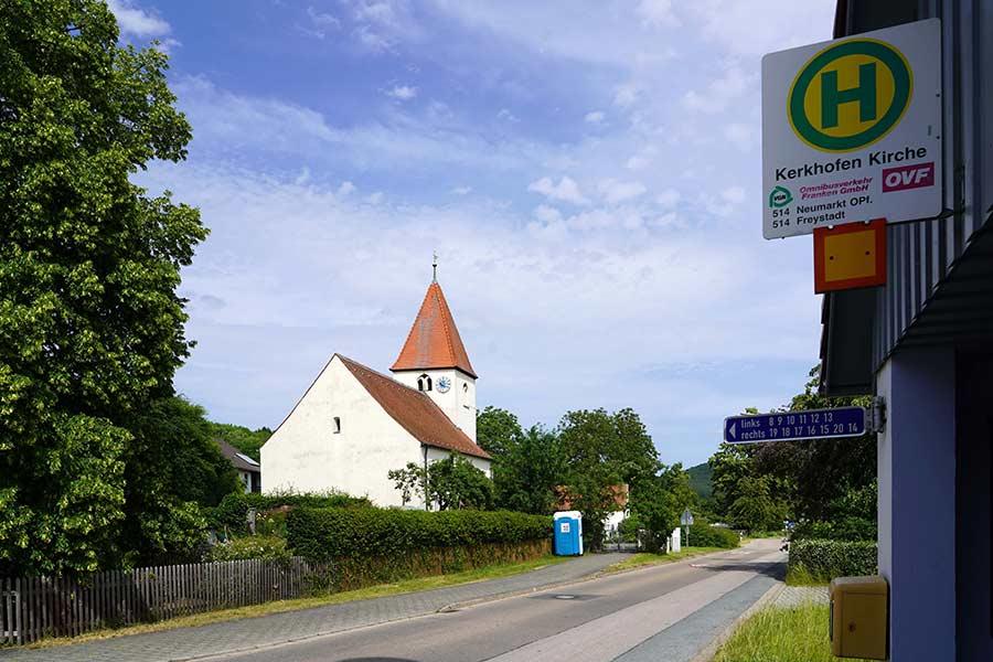 Evangelische Kirche Sankt Othmar Kerkhofen