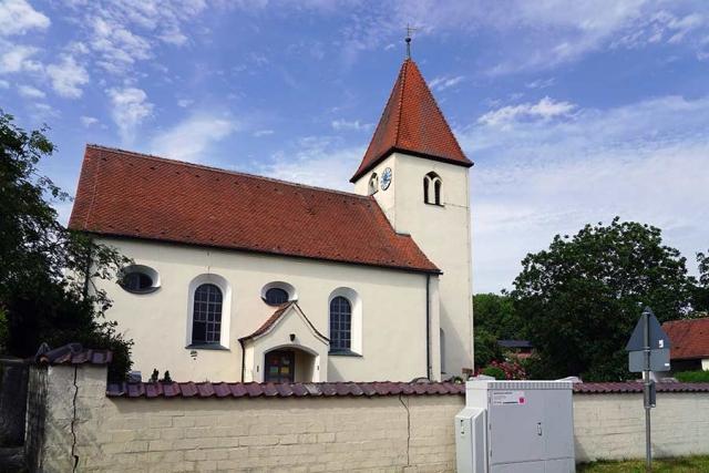 Evangelische Kirche Kerkhofen - Sankt Otmar