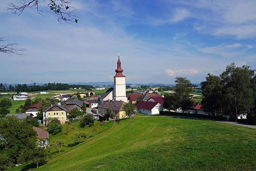 Sankt Otmar Kirchberg ob der Donau