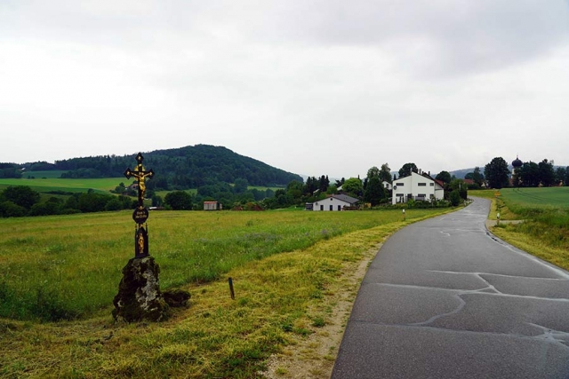 Die Otmarskapelle von Klapfenberg ist abgegangen