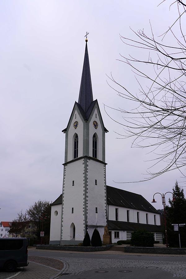 Kirche Sankt Otmar Ludwigshafen