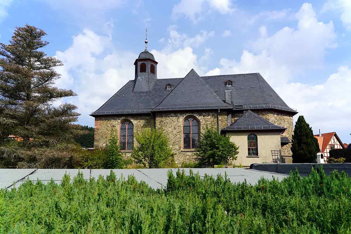 In Seelenberg stand einst eine Otmarskapelle