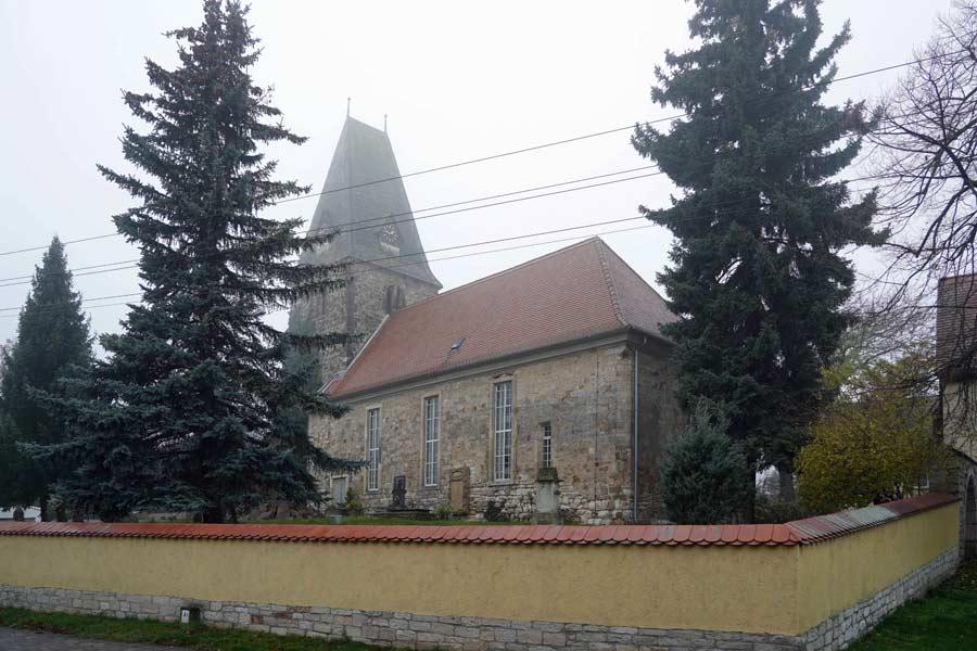 Evangelische Othmarskirche Unternessa