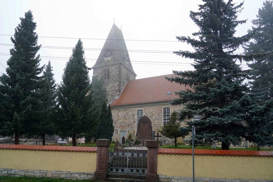 Evangelische Otmarskirche von Unternessa