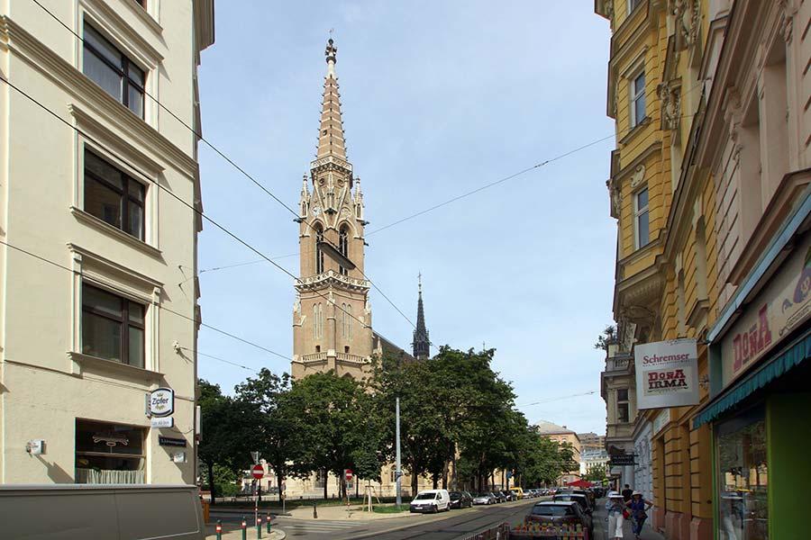 Wien, Sankt Othmar unter den Weißgerbern