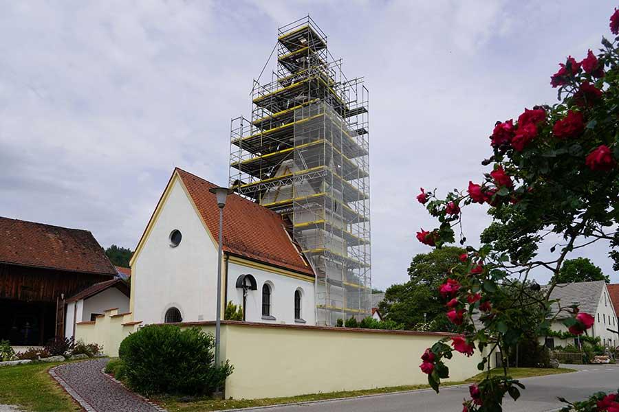 Sankt Otmar Ottmaring - Aussenansicht