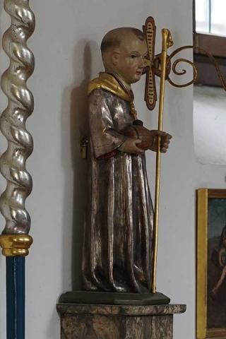Sankt Otmar Ottmaring - Otmarstatue
