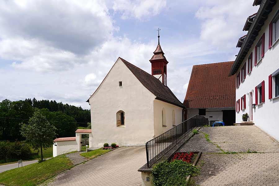 Kapelle Sankt Otmar Ottmarsfeld