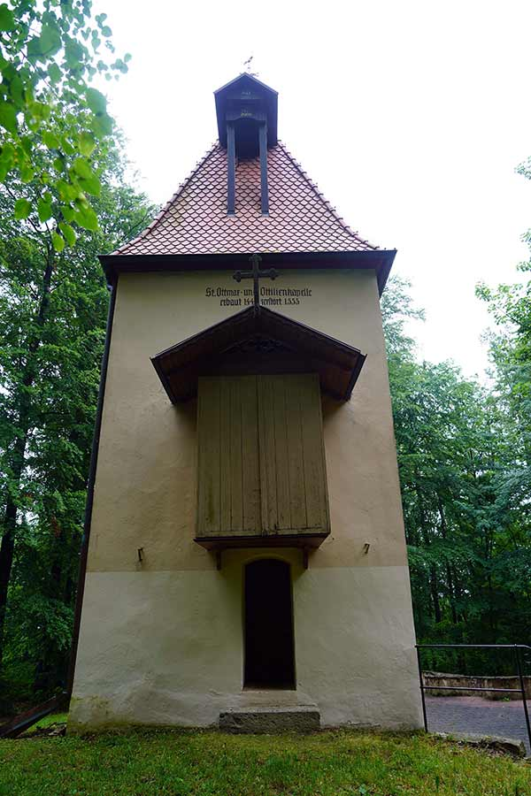Sankt Ottmar und Ottilie auf dem Keilberg (Offenhausen)