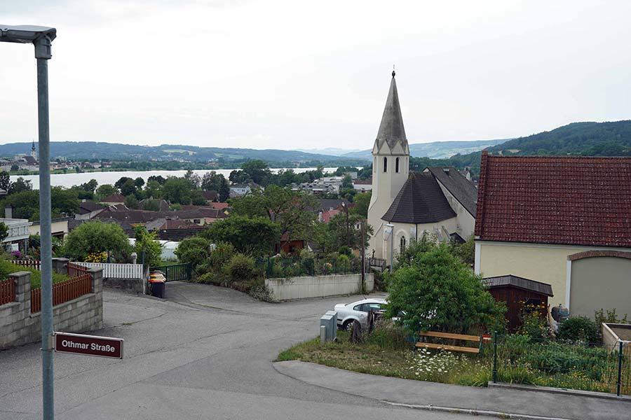 Kirche Sankt Othmar Klein-Pöchlarn