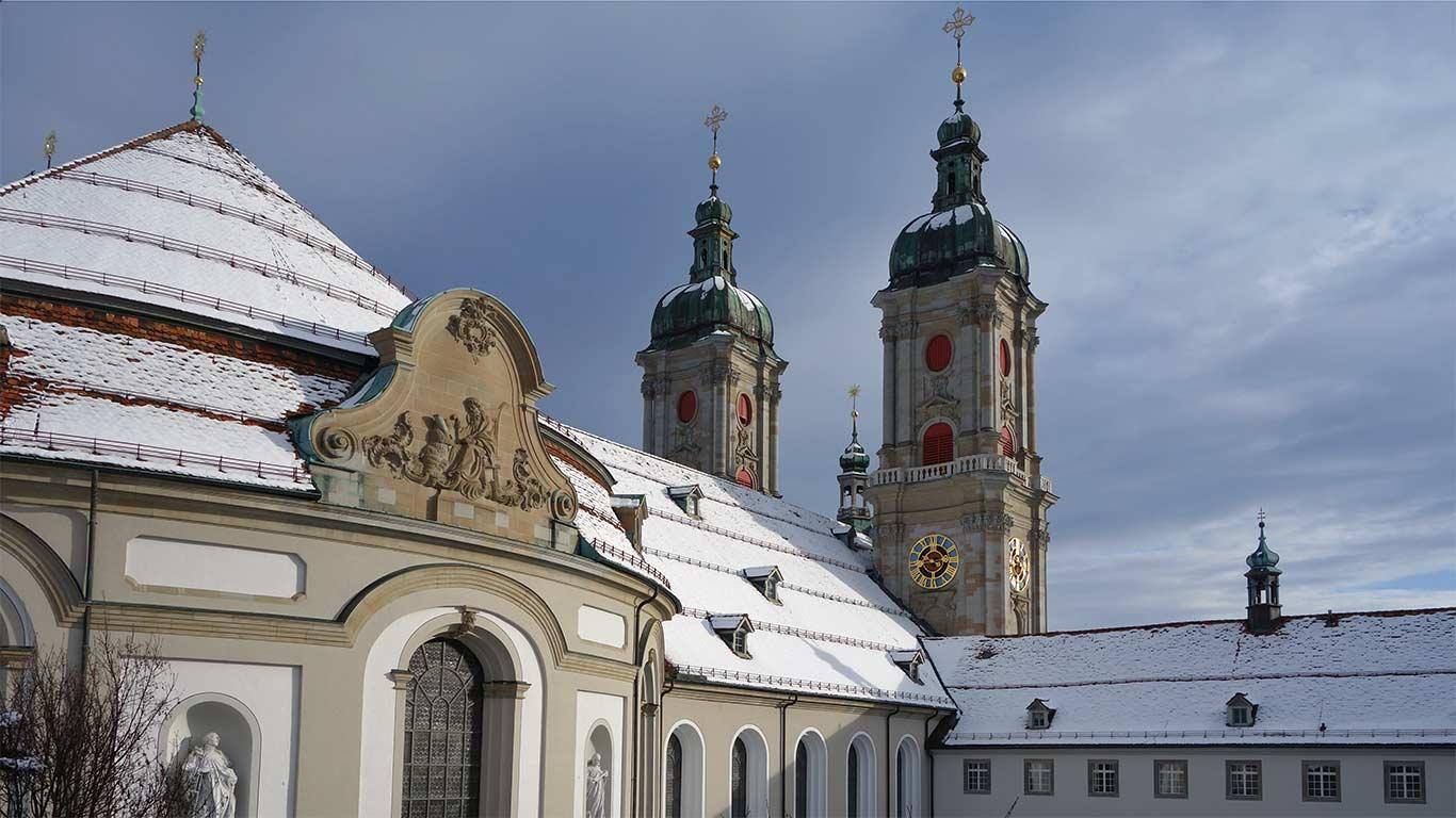 Alois Scheiwiler Das Kloster St.Gallen. Die Geschichte eines Kulturzentrums