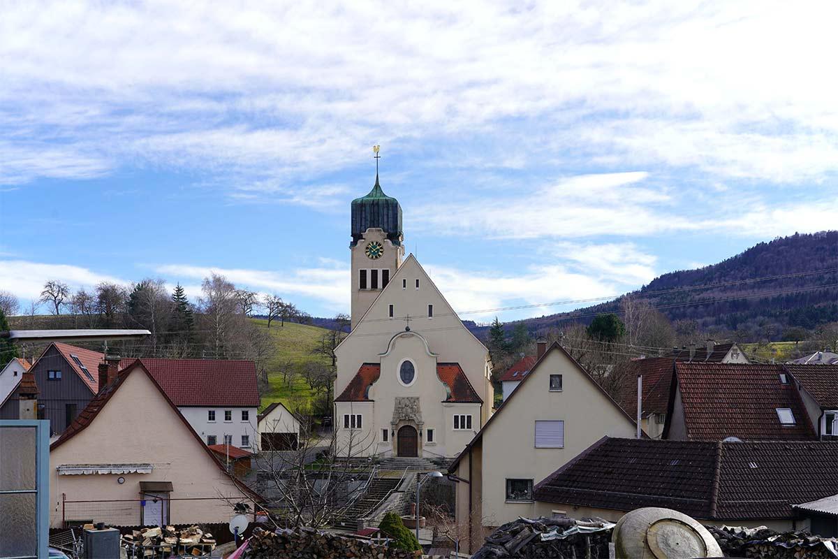 Hechingen Boll